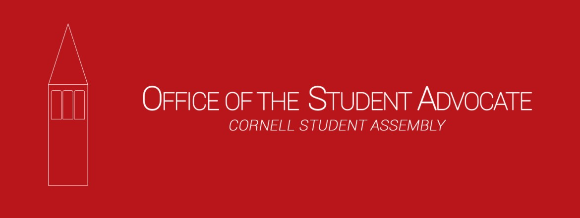 Logo for the new Office of the Student Advocate.