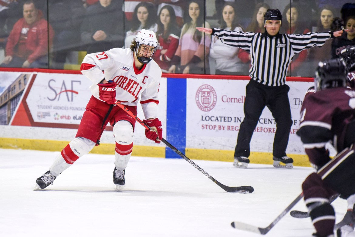 The last time the Red went on the road to face Yale and Brown, it lost to the Bulldogs, 5-2, and settled for a 3-3 tie with the Bears.