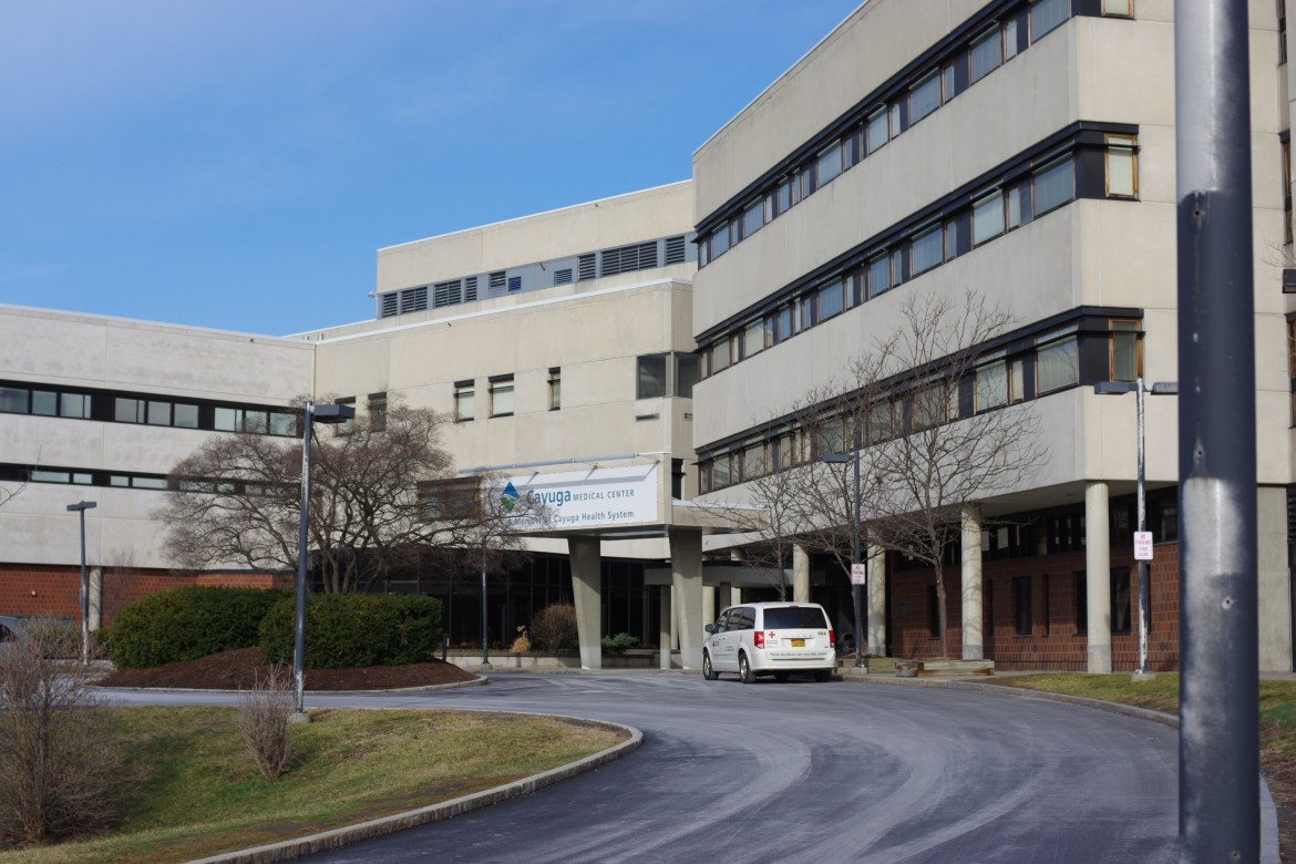 Cayuga Medical Center-which serves an area with over 100,000 people in Tompkins and surrounding counties- is working to combat predicted shortages before they occur.