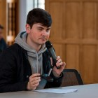 CJC Chair and Student Assembly president Joesph Anderson '20  took part in the discussions which have been ongoing since the beginning of April.