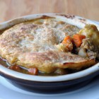 A chicken pot pie from Diep Tran, chef and owner of Good Girl Dinette.