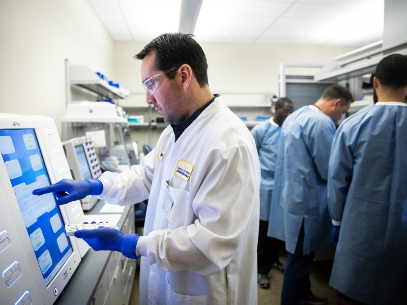 Labs across the world are investigating different possible treatments for COVID-19, all of which must go through rigorous clinical trials before making it to hospitals.