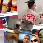 When Cornell cancelled classes, students sprung into action — to make memes.