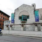 The Schwartz Performance Center is usually home to the Centrally Isolated Film Festival, which will move online this year.