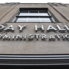 The Office of the Judicial Administrator operates out of Day Hall.