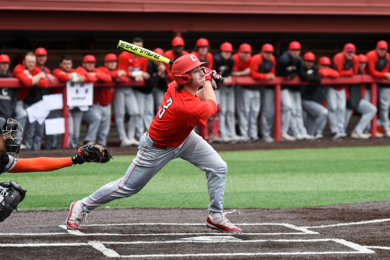 The Ivy League's ruling that graduate students would remain ineligible for the spring 2021 season ruined plans for student-athletes such as Alex Carnegie, pictured, who had hoped to use his final season at Cornell to get recruited for graduate play elsewhere.
