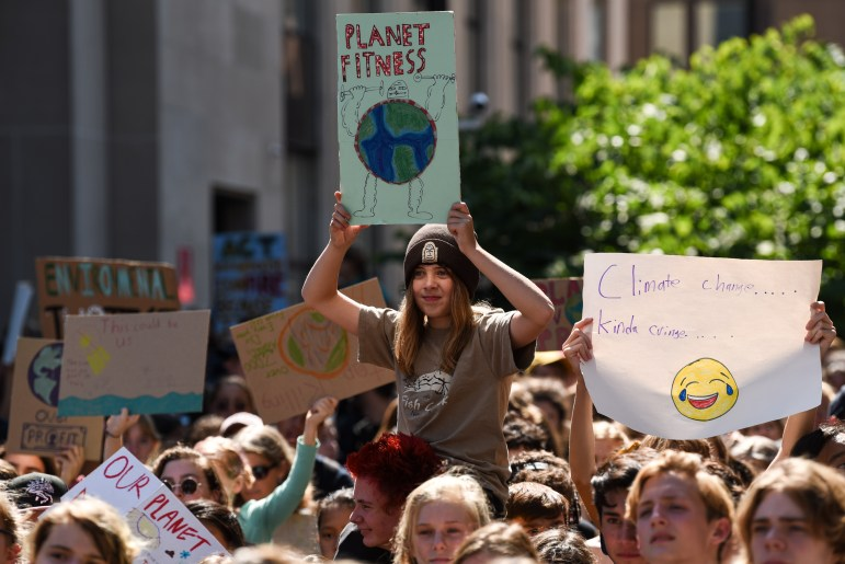 Protests this academic year started in September 2019 and only grew after the University failed to meet Climate Justice Cornell's requests for a divestment by Feb. 13, Fossil Fuel Divestment Day.
