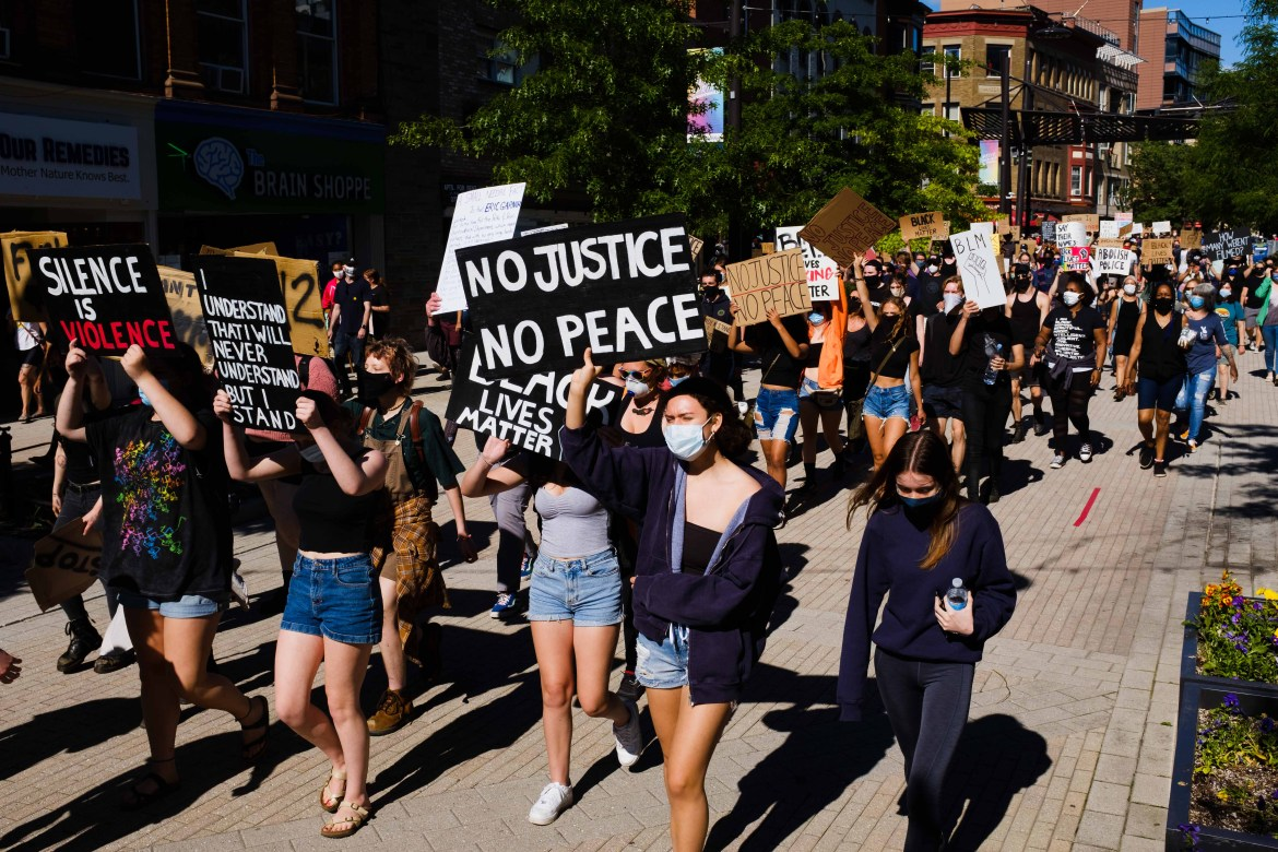 While Ithacans rallied on Sunday, June 7, Cornellians across the country have been participating in fundraising efforts for the Black Lives Matter movement.