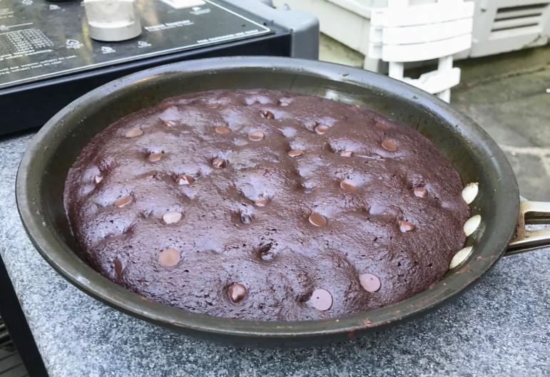Freshly made brownies (Melanie Metz / Staff Writer)