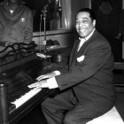 Duke Ellington, 3 Nov. 1954