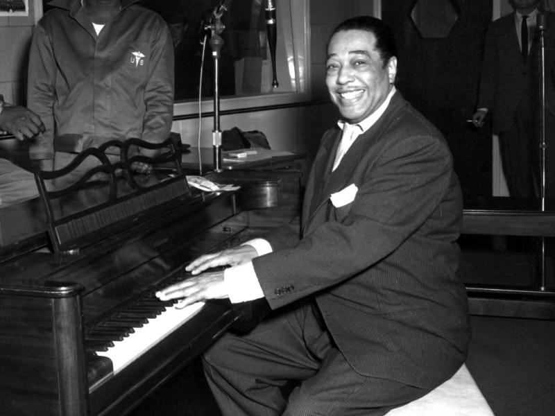 Duke Ellington, 3 Nov. 1954