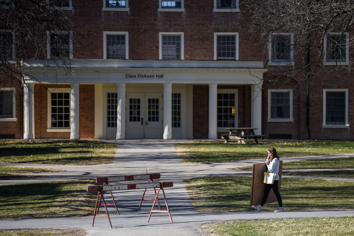 When Cornell announced classes would move online in March, students scrambled to pack and move home. Now, after Cornell walked back quarantine accommodations, some students are struggling to decide if they should move in this fall.
