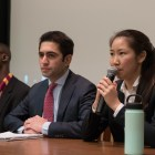 Student Assembly presidential candidates will square off in a virtual candidate forum Sept. 24.