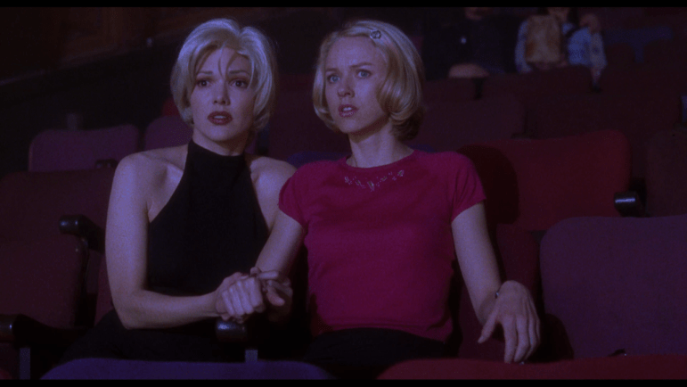 Scene from Mulholland Drive (2001) by David Lynch / Courtesy of Universal Pictures