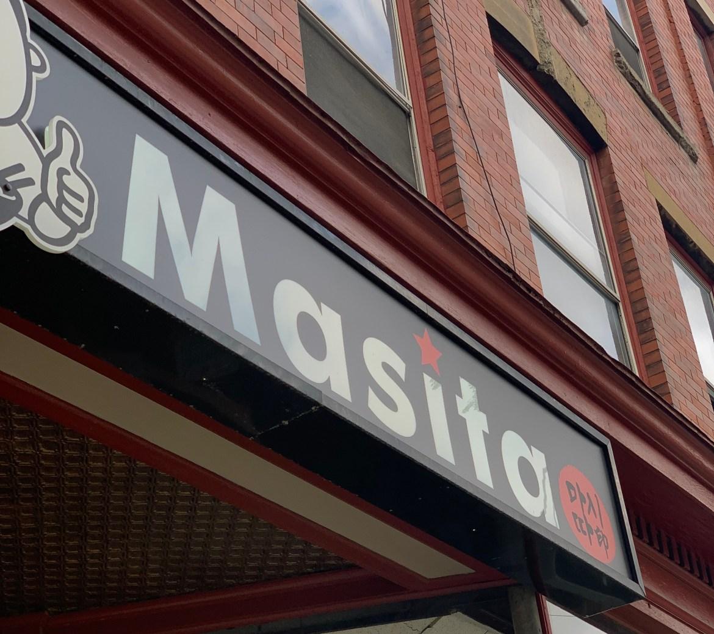 Masita is located at 416 Eddy St., Ithaca, N.Y. (Sadie Groberg/Sun Contributor)