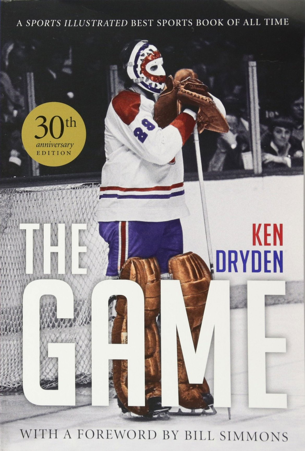 The Sun's top pick for a must read sports book until the Lynah Faithful are able to return to the rink.
