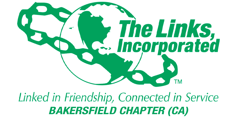 Corner 10 Client - The Links Incorporated Bakersfield Chapter (CA)