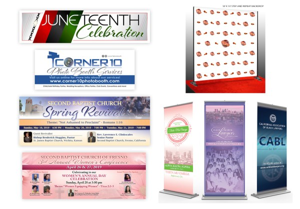 Corner 10 Banner Design Services Product Image