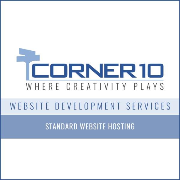 Corner 10 Creative Website Hosting