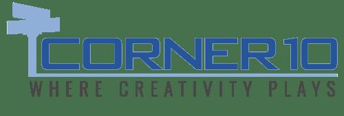 Corner 10 Footer Logo