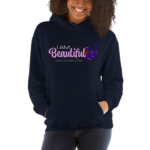 unisex heavy blend hoodie navy 5fe9a70f3c8f3
