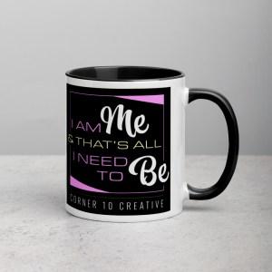 'IAm:Me' Corner 10 Creative Mug