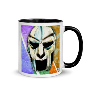 MF DOOM Inspired Mug
