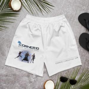 Men's Athletic Long 'Corner 10 Creative' Shorts
