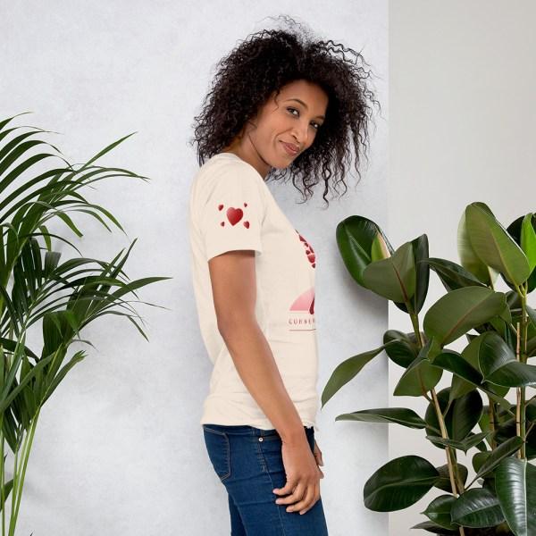 unisex premium t shirt soft cream right 6045415823f9b