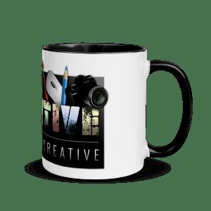 'IAm:Creative' Corner 10 Creative Mug