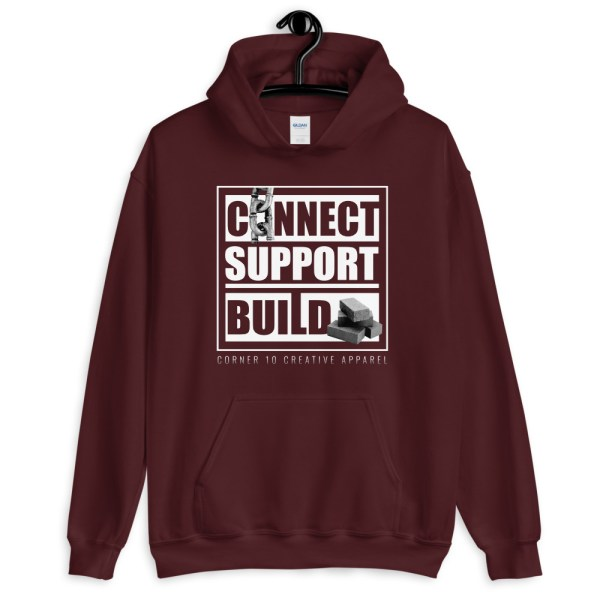 unisex heavy blend hoodie maroon front 612ed78eb1541
