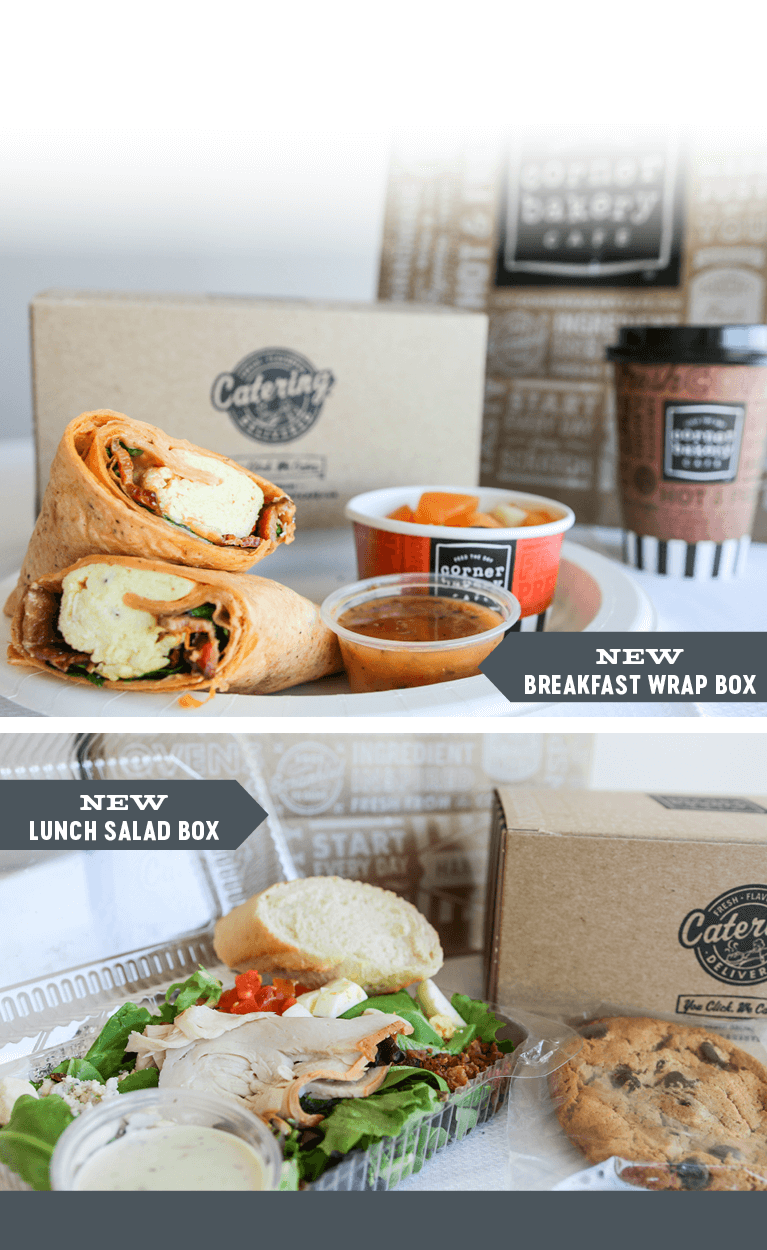 corner bakery cafe home