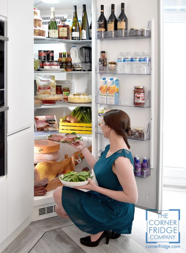 Corner Fridge - Full Height, Integrated, Stand Alone, Made ...