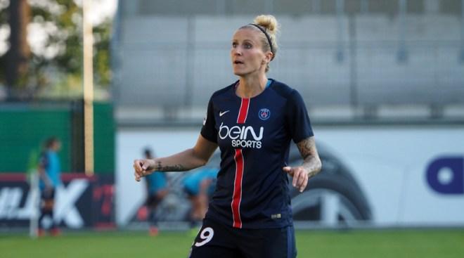 Anja Mittag traf bereits 48 Mal in der Champions League - Foto: Uta Zorn