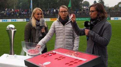 DFB-Pokal Auslosung