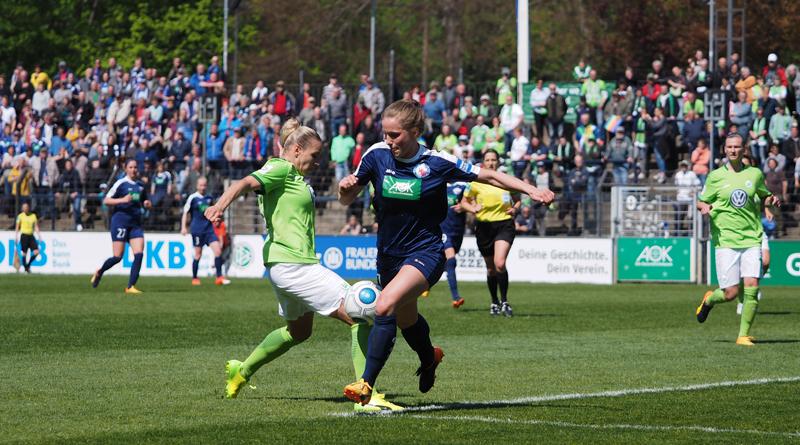 19. Spieltag: Wolfsburg auf dem Weg zur Meisterschaft