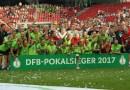 Wolfsburg holt zum vierten Mal den Pokal