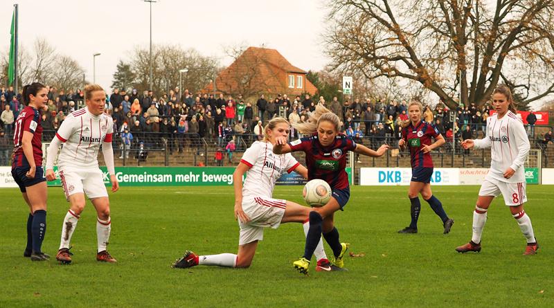 Freiburg und München mit nur einem Punkt, Wolfsburg rückt vor