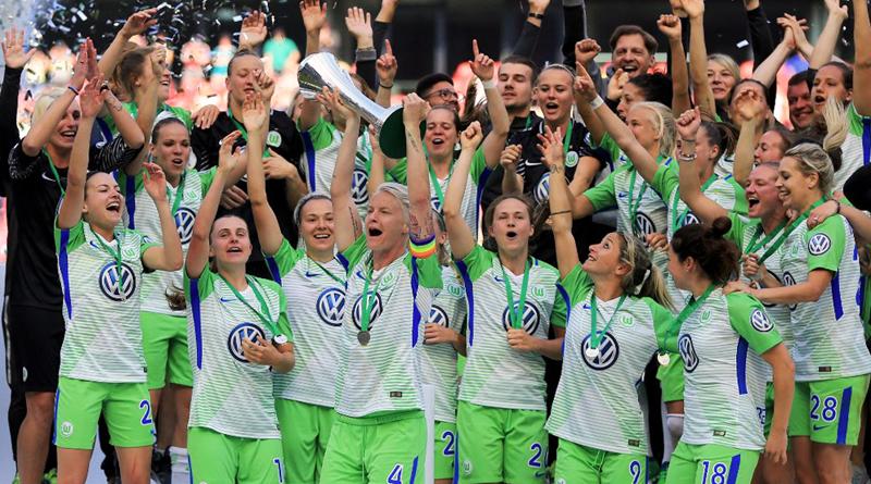 Wolfsburg gewinnt zum vierten Mal in Folge DFB-Pokal