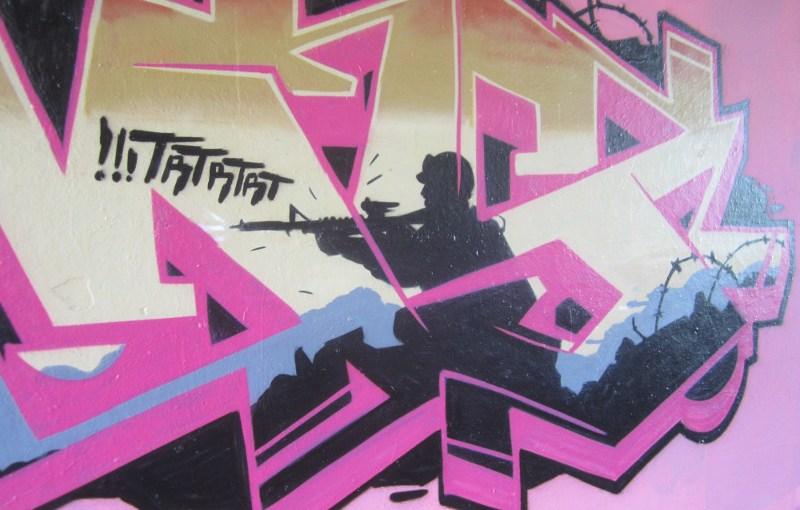 Graffiti until July