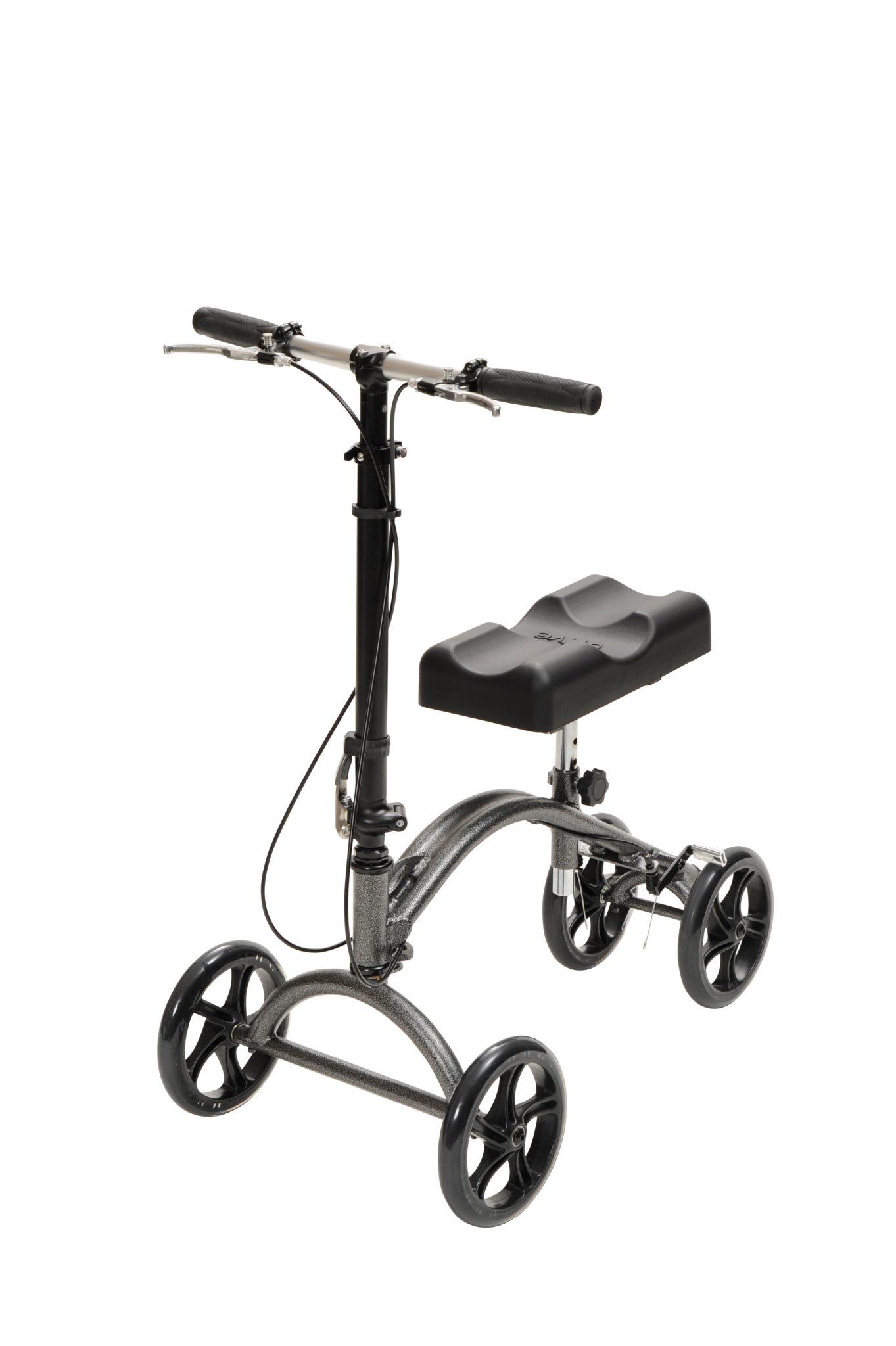 4 Wheel Steerable Knee Walker