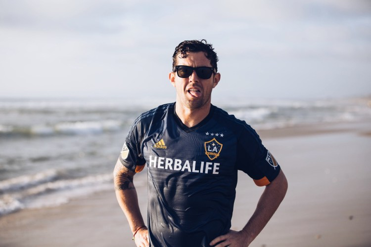 Photo By Hana Asano / LA Galaxy