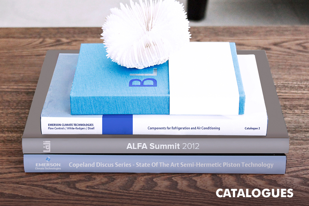Custom Catalogues by Cornerstone