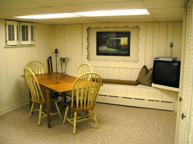 Basement, 2006 - After