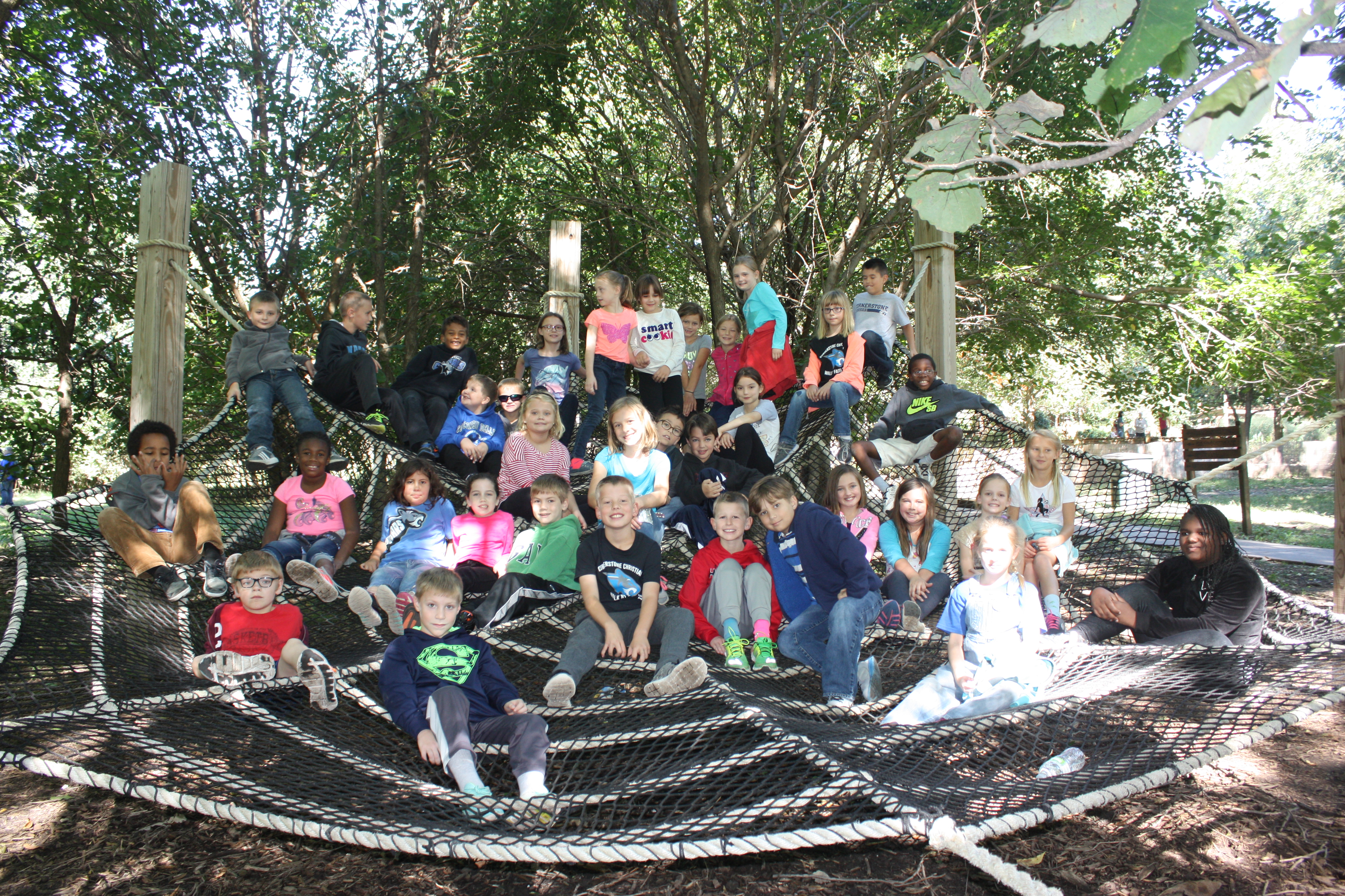 Third Grade Arbor Day Farm Field Trip