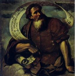 sveti Habakuk - prerok