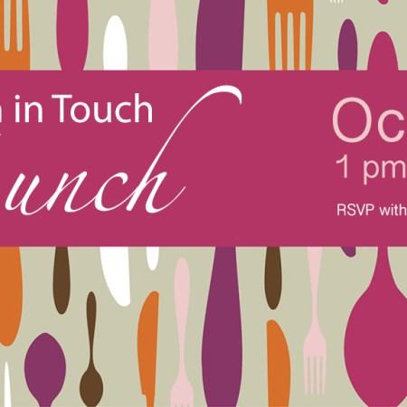 Women in Touch Lunch
