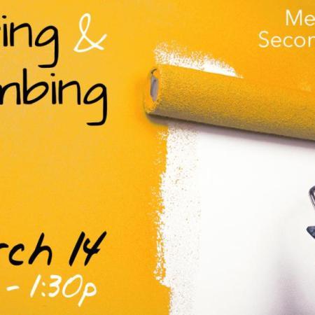 Painting & Plumbing