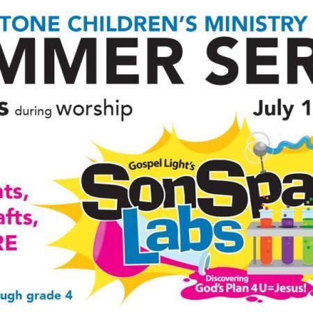 Children's Ministry Summer Series