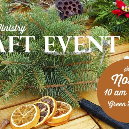 Women's Ministry Craft Event
